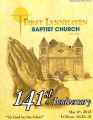 141st Anniversary, First Lynnhaven Baptist Church, Virginia Beach, Virginia