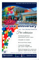 Williams Farm Recreation Center - Celebrate our one year anniversary 1 pm -  4 pm, Saturday, October 26